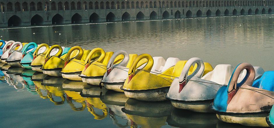 Tretboot_Iran