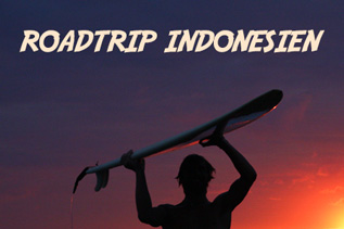 2014: Roadtrip Indonesien