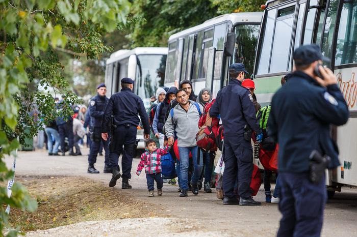 Flüchtlingshelfer Balkanroute