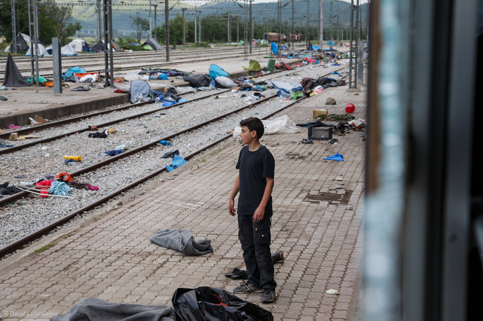 The end of Idomeni