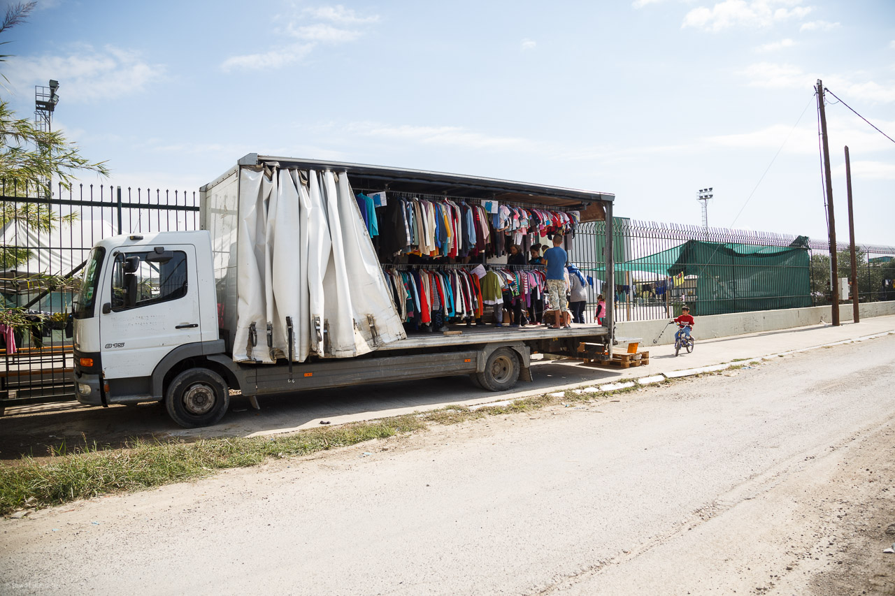 Truckers clothing store